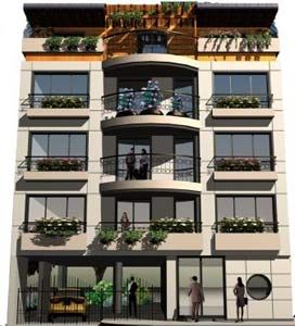 arhitectura imobil locuinte