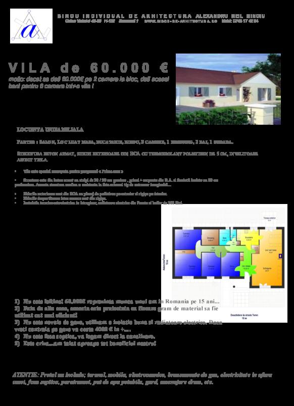 Vila de 60.000€
